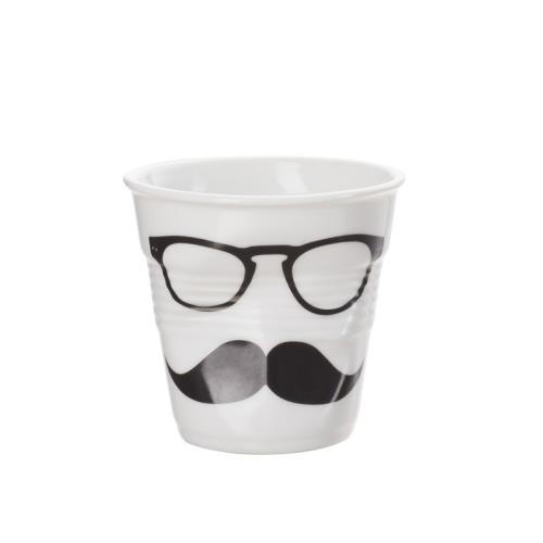 Image du produit Gobelet froissé Revol Espresso 8 cl Monsieur Blanc