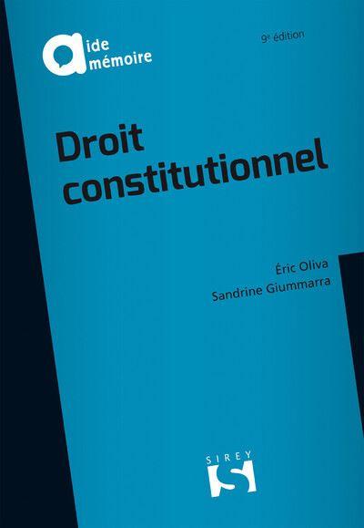 dissertation de droit constitutionnel Dissertation de droit constitutionnel : le conseil constitutionnel introduction disposant de grands pouvoirs, le conseil constitutionnel doit tout prix viter de s.