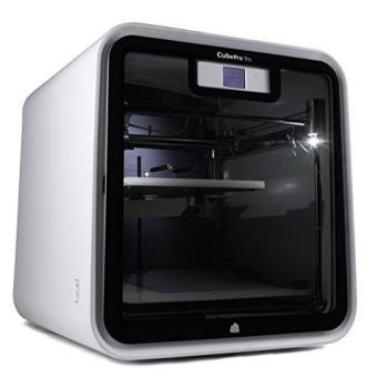 imprimante 3d systems cube pro trio 3d imprimante 3d achat prix fnac. Black Bedroom Furniture Sets. Home Design Ideas