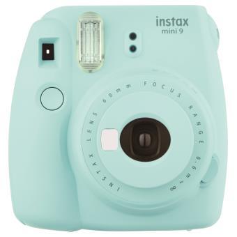 appareil photo instantan fujifilm instax mini 9 bleu givr appareil photo instantan achat. Black Bedroom Furniture Sets. Home Design Ideas
