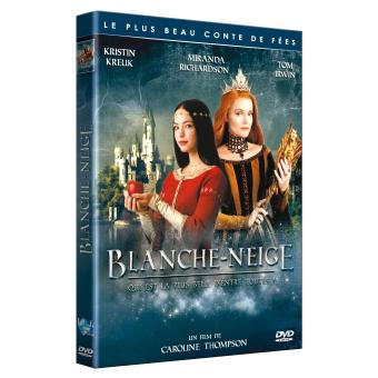blanche neige dvd dvd zone 2 caroline thompson. Black Bedroom Furniture Sets. Home Design Ideas
