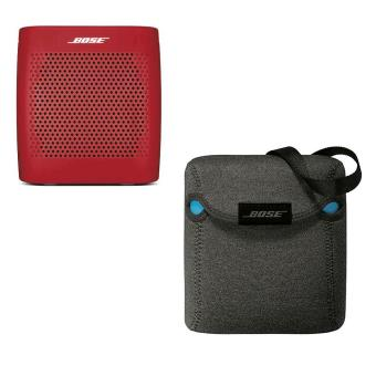Enceinte bluetooth bose soundlink colour red housse de for Housse bose soundlink 3