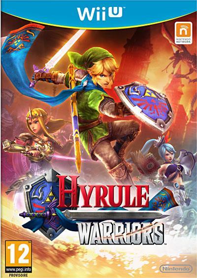Zelda Hyrule Warriors Wii U - Nintendo Wii U