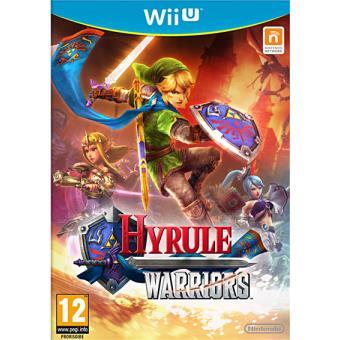 Zelda Hyrule Warriors Wii U sur Nintendo Wii U Jeux vidéo Fnac