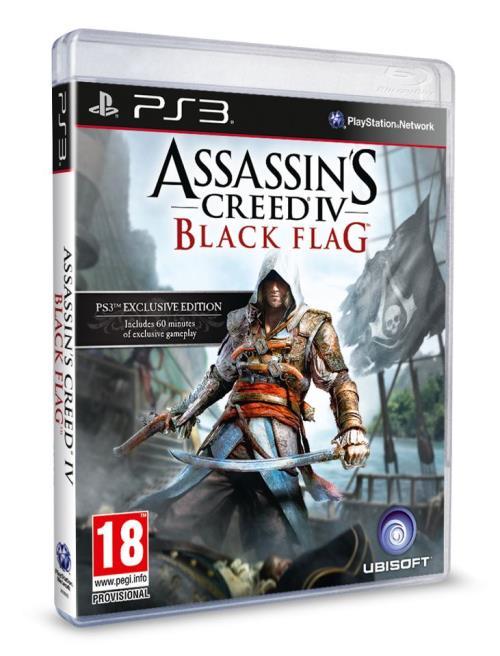 Assassin's Creed IV: Black Flag PS 3 - PlayStation 3