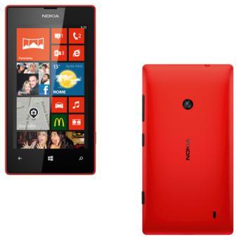 Smartphone NOKIA LUMIA 520 ROUGE 8GO