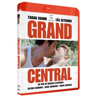 Grand Central Blu-Ray