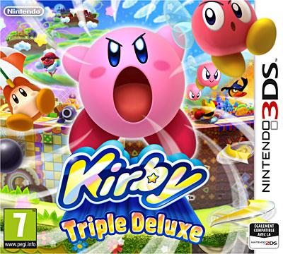 Kirby Triple Deluxe 3DS - Nintendo 3DS