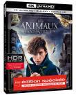 Les Animaux Fantastiques Edition Spéciale Fnac Blu-ray 4K