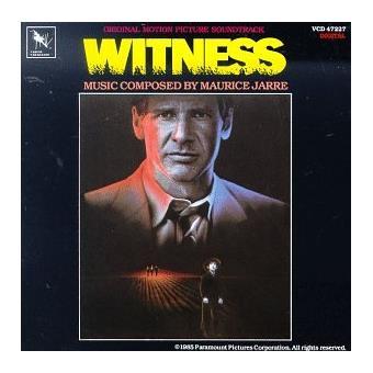Maurice Jarre - Witness (OST)