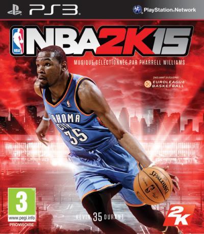 NBA 2K15 PS3 - PlayStation 3