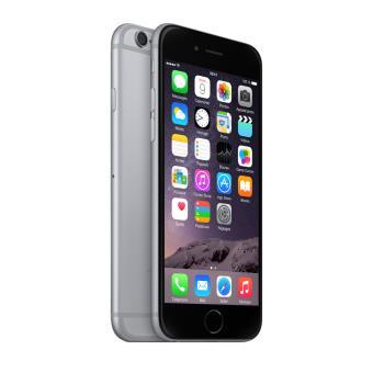 apple iphone 6 128gb space gray smartphone met ios. Black Bedroom Furniture Sets. Home Design Ideas
