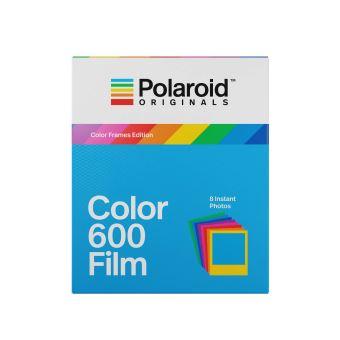 film polaroid 600 couleur edition cadre color s. Black Bedroom Furniture Sets. Home Design Ideas