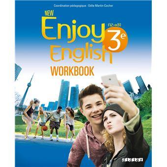 New Enjoy English 3ème