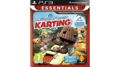 Little Big Planet Karting PS3 Gamme Essentiels - PlayStation 3