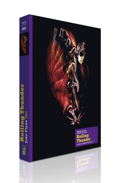 Vos réceptions - Page 20 Rolling-Thunder-Combo-Blu-ray-DVD-Livre