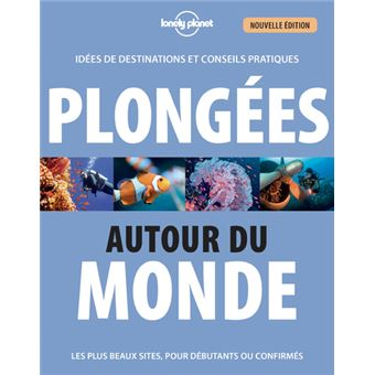 guide lonely planet plong es autour du monde broch jean bernard carillet achat livre. Black Bedroom Furniture Sets. Home Design Ideas