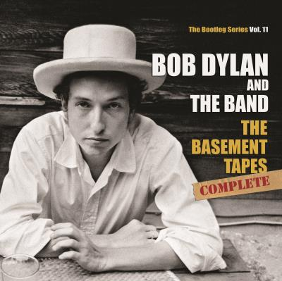 The bootleg series volume 11 : the basement tapes complete Coffret 3 LP