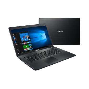 pc portable asus x751lav ty557t 17 3 ordinateur portable achat prix fnac. Black Bedroom Furniture Sets. Home Design Ideas