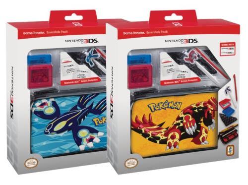 Informatique bgbe pack accessoires bigben pokemon nintendo for Housse 3ds xl pokemon