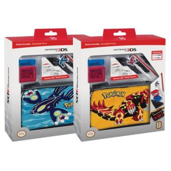 Pack accessoires bigben pokemon nintendo 3ds xl for Housse 2ds bigben