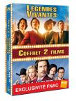 Anchorman : La légende de Ron Burgundy - Anchorman 2 : Légendes vivantes Coffret 2 DVD (Blu-Ray)