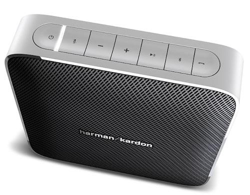 mini enceinte harman kardon esquire noir mini enceintes top prix sur. Black Bedroom Furniture Sets. Home Design Ideas
