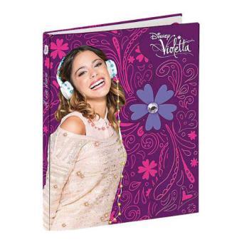 V journal intime lumineux violetta autres jeux cr atifs - Jeux de fille de violetta ...