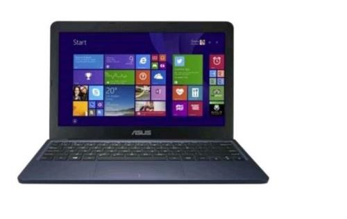 PC Ultra Portable Asus X205TA-FD0061T 11.6 Bleu Foncé Office 365 Personnel inclus pendant 1 an