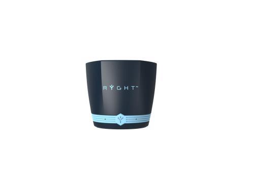 Enceinte Ryght Exago Bluetooth Gris et Bleu