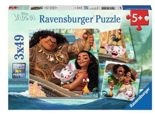Fnac.com : Puzzle 3 x 49 pièces La légende du bout du monde Vaiana Ravensburger - Puzzle enfant. Achat et vente de jouets, jeux de société, produits de puériculture. Découvrez les Univers Playmobil, Légo, FisherPrice, Vtech ainsi que les grandes marques d