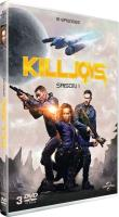 Killjoys Saison 1 DVD (DVD)