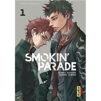 Smokin' parade - Tome 1 : Smokin' parade