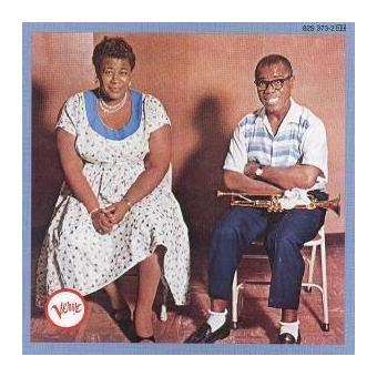 Ella And Louis Ella Fitzgerald Louis Armstrong Cd