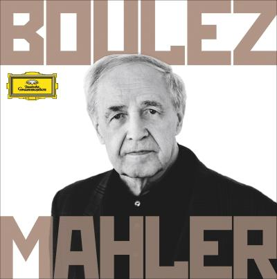 Boulez conducts Mahler Coffret 14 CD