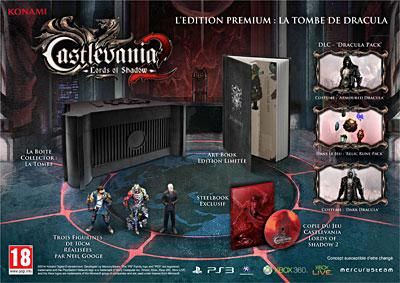 Castlevania Lords of Shadow 2 Edition Collector PS3 - PlayStation 3