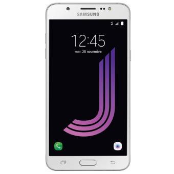 Samsung galaxy j7  (2016) blanc