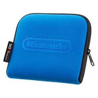Etui nintendo pochette de transport nintendo 2ds bleu for Housse nintendo 2ds xl