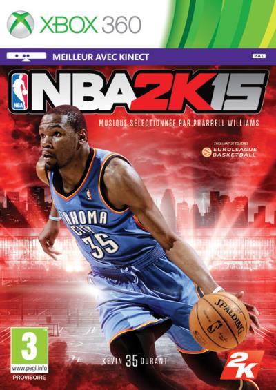 NBA 2K15 Xbox 360 - Xbox 360