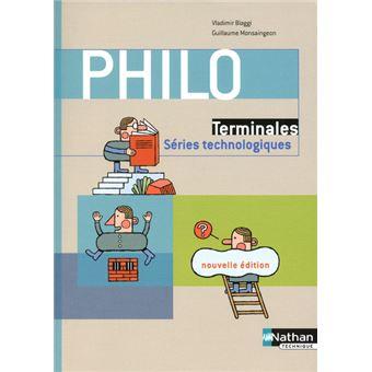 Philo TERM Séries Technologiques - Livre de l'élève 2012