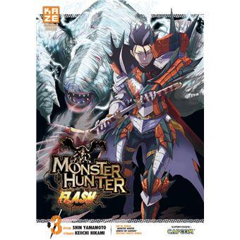 Monster hunter flash - Tome 03 : Monster Hunter Flash