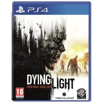 dying light ps4 sur playstation 4 jeux vid o achat prix fnac. Black Bedroom Furniture Sets. Home Design Ideas