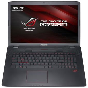 pc portable asus rog gl742vw ty135t 17 3 ordinateur portable achat prix fnac. Black Bedroom Furniture Sets. Home Design Ideas