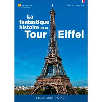 Tour eiffel broch bertrand lemoine achat livre achat prix fnac - Monter a la tour eiffel prix ...