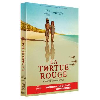 La Tortue rouge Edition spéciale Fnac DVD