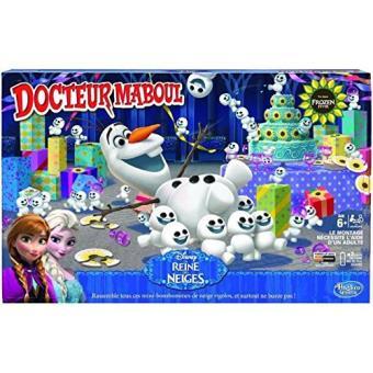 Docteur maboul frozen la reine des neiges hasbro jeu d - Jeu reine des neiges en ligne ...