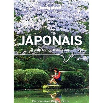 Guide Lonely Planet Guide de conversation japonais