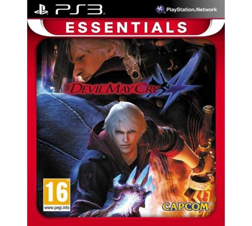 Devil May Cry 4 Essentials PS3 - PlayStation 3