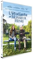 Photo : L'étudiante et Monsieur Henri DVD