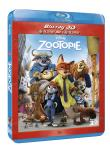 Photo : Zootopie (Blu-ray 3D) - Combo Blu-ray 3D + Blu-ray 2D